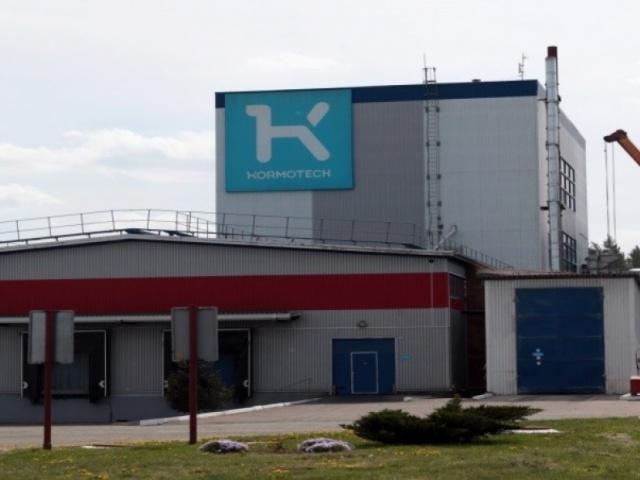 Завод по виробництву кормів для тварин «Кормотех»